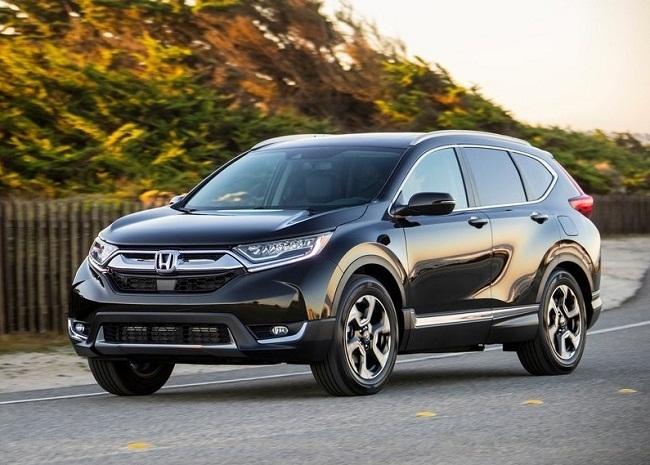 Honda CR-V 2018 thể hiện sự đẳng cấp và sang trọng
