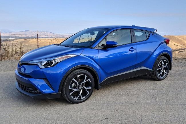 cac loại xe nổi tiếng về độ bề bỉ cao là Toyota