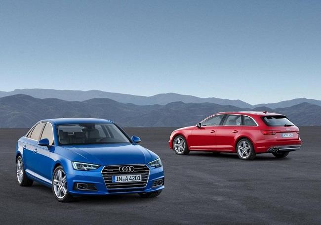 Trải nghiện những ưu điểm vượt trội của Audi A4