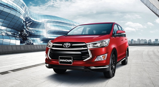 Toyota Innova sự lựa chọn hàng đầu của người Việt