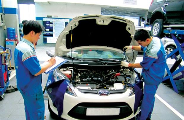 Bảo hiểm vật chất xe ô tô là gì? Và có tác dụng gì