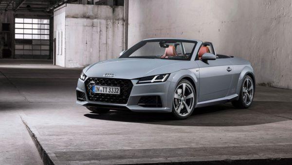 Audi TT 2019 - xe ô tô thể thao giá rẻ được giới trẻ ưa chuộng nhất