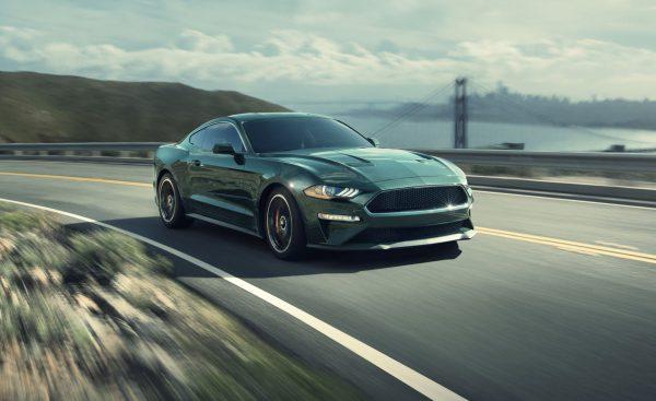 Ford Mustang 2019 - xe ô tô thể thao 2 cửa giá rẻ