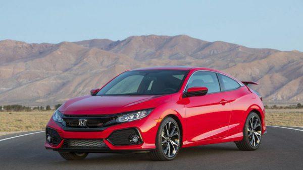 Honda Civic Si 2019 - các mẫu xe ô tô thể thao giá rẻ