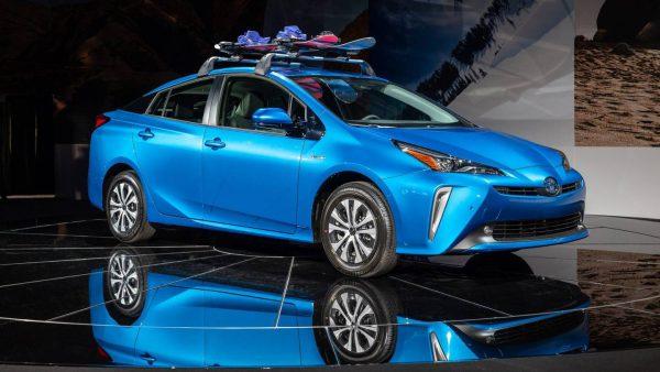 Hãng xe ô tô nào bền nhất - Prius mẫu