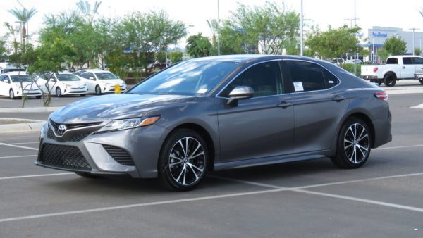 Toyota camry - xe ô tô nào bền nhất