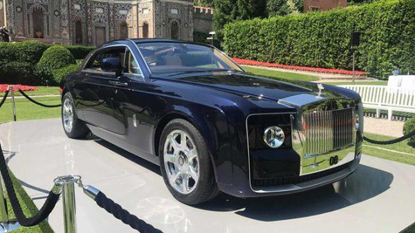 Các hãng xe ô tô nổi tiếng về sự sang trọng và đắt giá nhất thế giới