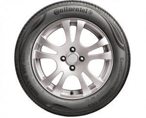 các loại lốp xe ô tô con