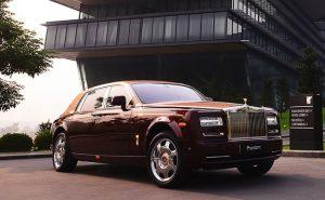 Rolls-Royce Phantom Sacred Fire (Lửa Thiêng)