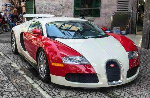 các loại xe hơi đắt nhất thế giới
