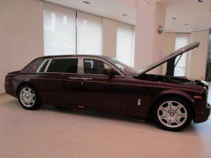 Rolls-Royce Phantom Mặt trời phương Đông