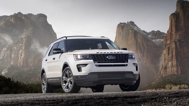 Công ty phân phối các loại xe hơi với thương hiệu Ford