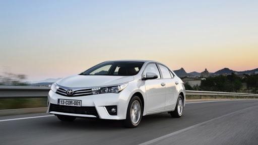 Hãng xe Toyota nổi tiếng