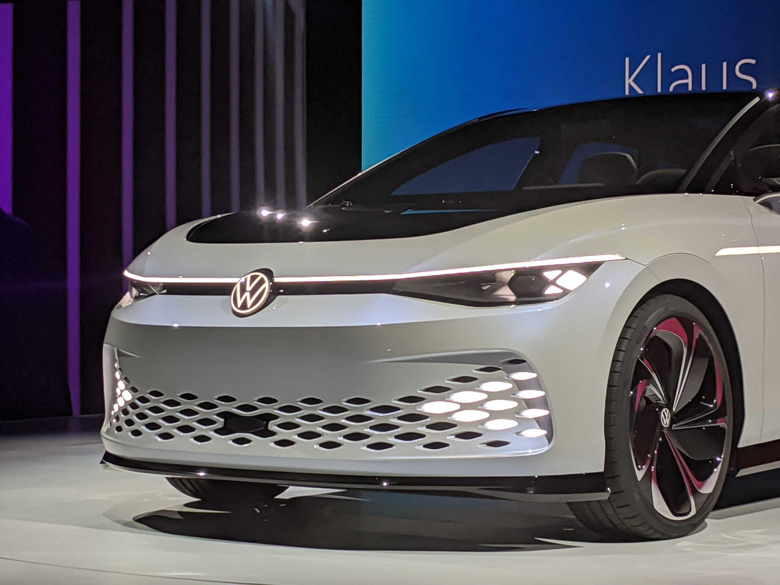 Dòng xe hơi nổi tiếng của Volkswagen