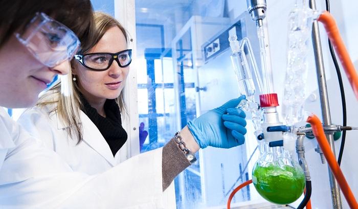 Các ngành liên quan đến hóa học phổ biến